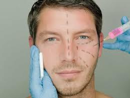 La medicina estetica degli uomini